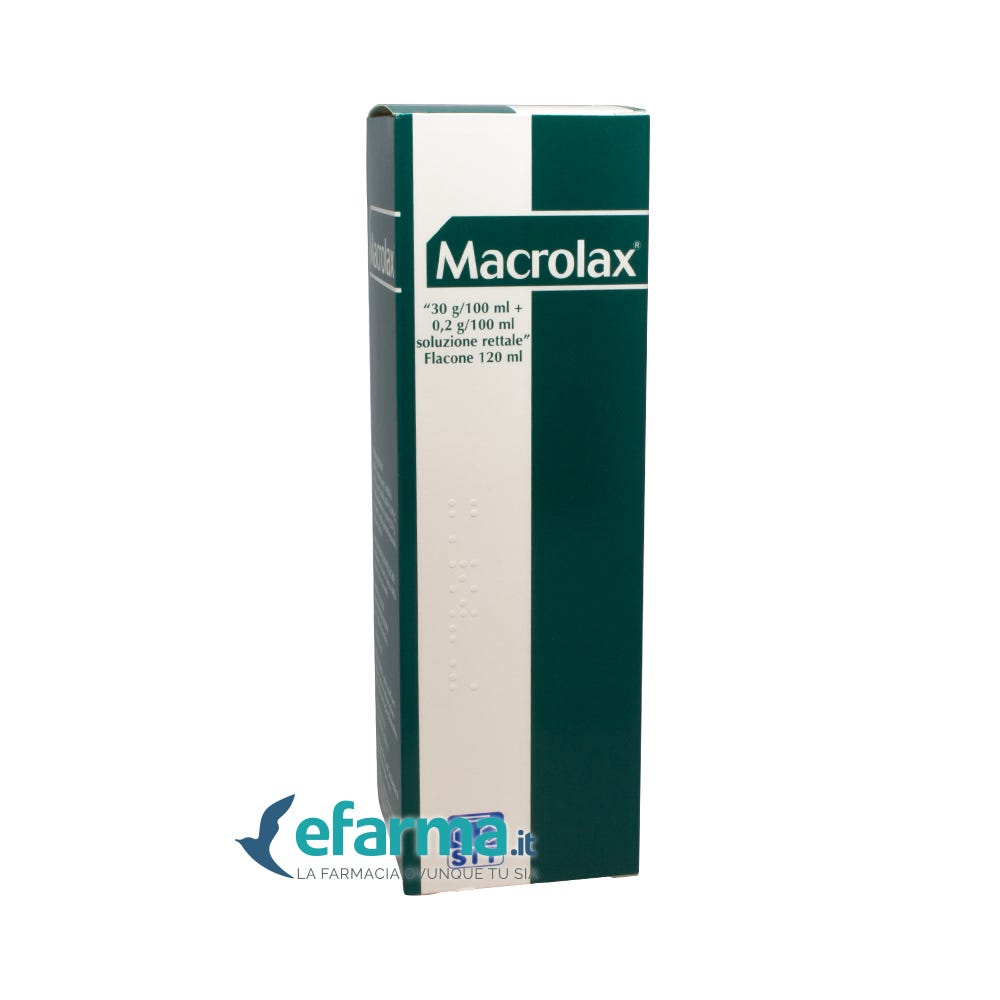 Image of Macrolax Clisma Sorbitolo Stitichezza Flacone 120 ml
