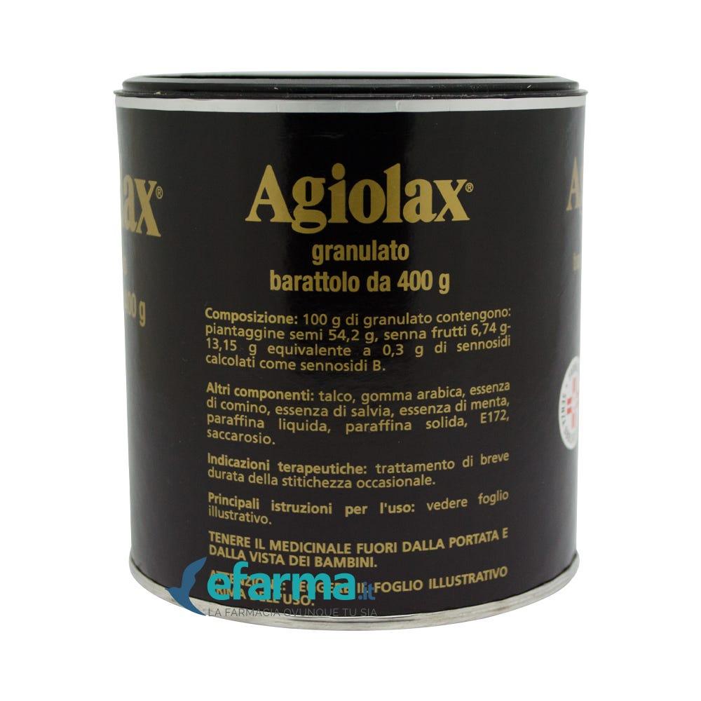 Image of Agiolax Granulato Stitichezza Occasionale Barattolo 400 g
