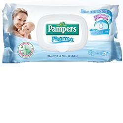 Image of Pampers Pharma Salviettine Pelli Sensibili 63 Pezzi