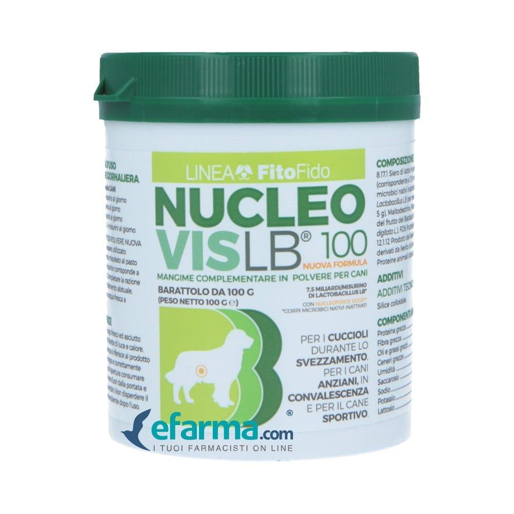 Image of Nucleovis LB 100 Mangime in Polvere Cani 100 g