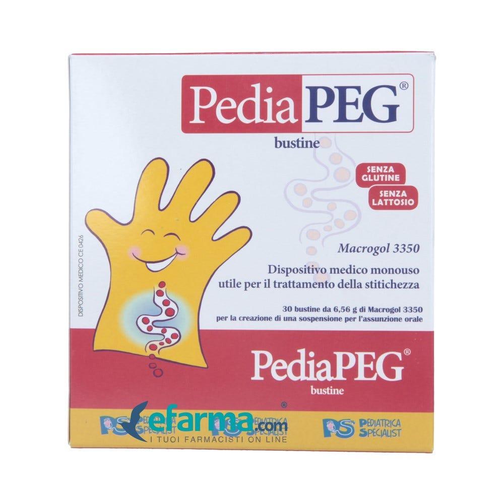 Image of Pediapeg Integratore Per Stitichezza 30 Bustine