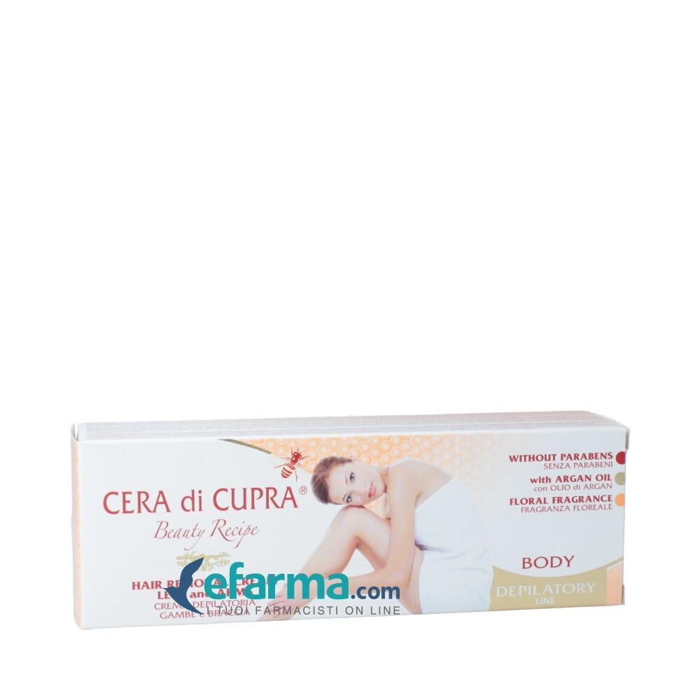 Image of Cera Di Cupra Depilazione Crema Depilatoria Gambe e Braccia 100 ml