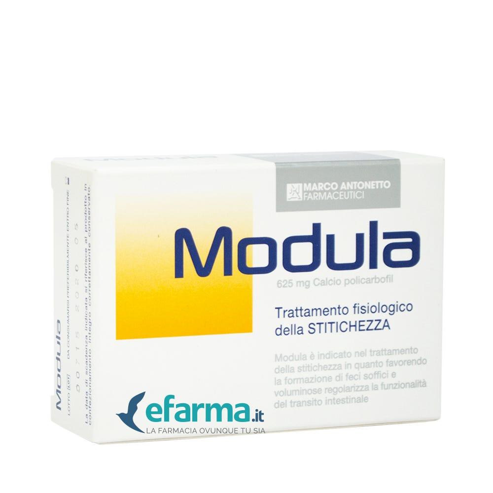 Image of Modula Integratore Stitichezza 36 Compresse