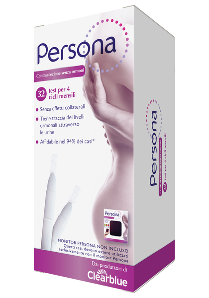 Image of Clearblue Persona 32 Test Stick Per Monitor Persona