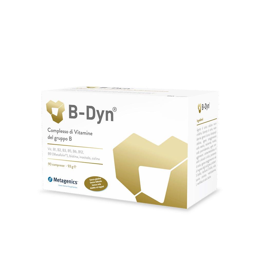Image of B-Dyn Integratore Integratore Di Vitamina B 90 Compresse
