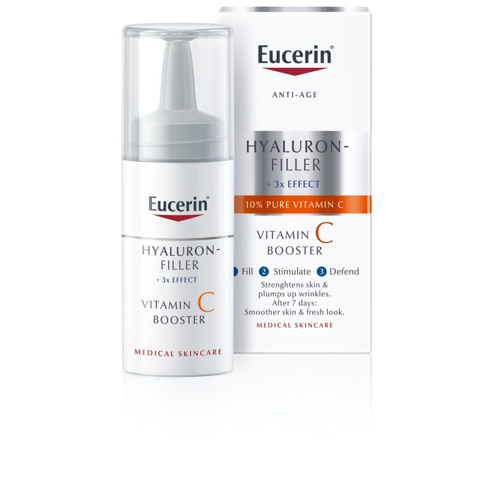Image of Eucerin Hyaluron-Filler Vitamin C Booster Antietà 8 ml