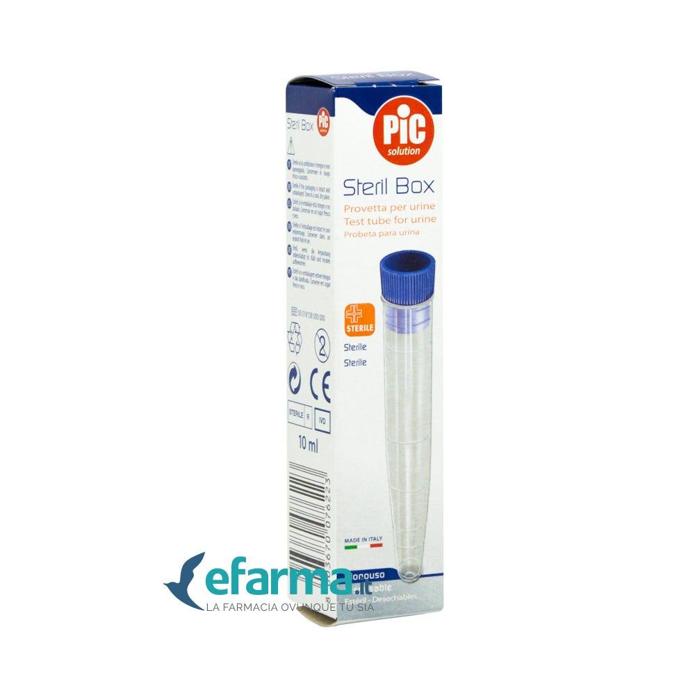 Image of Pic Steril Box Provetta Per Urine 10 Ml