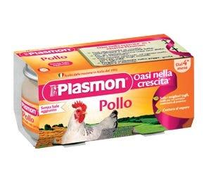 Image of Plasmon Omogenizzato Pollo 2 Vasetti da 120 g