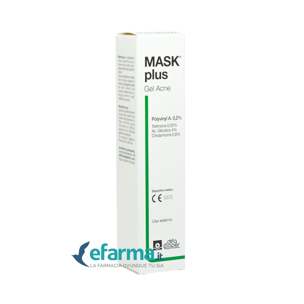 Image of Mask Plus Gel Acne 50 ml
